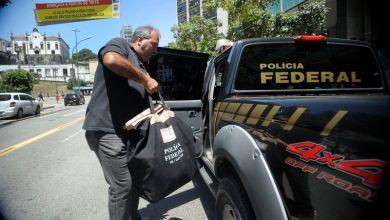 Photo of PF apreende malote e caixa em escritório de Eduardo Cunha no Rio de Janeiro