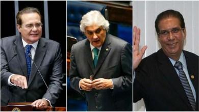 Photo of Supremo abre inquéritos para investigar Renan, Jader Barbalho e Delcídio