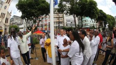 Photo of Heróis da Revolta dos Búzios são homenageados em Salvador