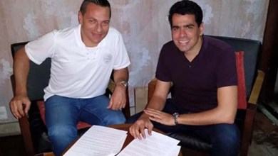 Photo of Doriva é apresentado como o novo técnico do Esporte Clube Bahia