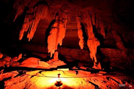 10 - A Gruta da Lapa Doce é a 5ª maior gruta do Brasil e está localizada no município de Iraquara foto Tom Alves