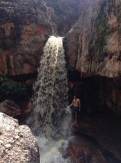 Cachoeira da Primavera Foto Facebook MAri Galope