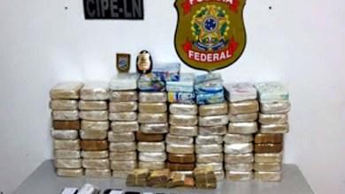 Photo of Bahia: Polícia Federal apreende 77 quilos de cocaína em São Gonçalo dos Campos