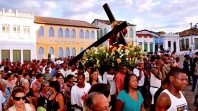 Photo of #Chapada: Devido à pandemia, tradicional Festa de Senhor dos Passos tem programação alterada em Lençóis
