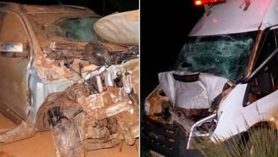 Photo of Bahia: Mulher socorrida por ambulância se envolve em segundo acidente e sobrevive