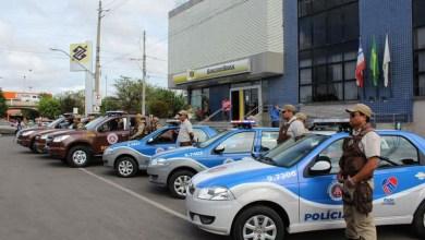 Photo of Bahia: Polícia Militar recebe nove viaturas em Juazeiro
