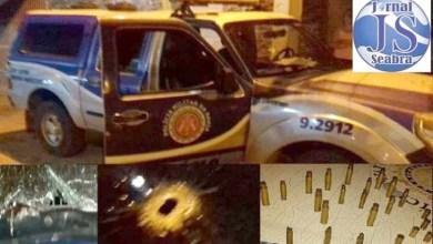 Photo of Chapada: Viatura da PM é alvejada por criminosos em Novo Horizonte