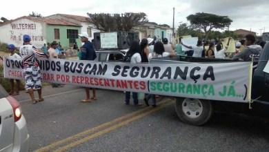 Photo of Chapada: Moradores de distrito de Jacobina pedem mais segurança para a comunidade