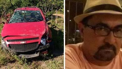 Photo of Bahia: Funcionário da Petrobras morre em acidente na BA-407 próximo a Tanhaçu
