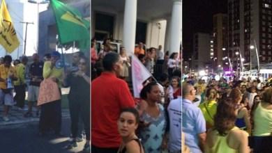 Photo of Salvador tem vigília em apoio ao governo e protesto contra nomeação de Lula