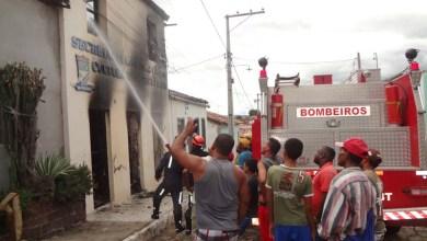 Photo of Chapada: Polícia investiga incêndio criminoso que destruiu imóvel público em Boa Vista do Tupim