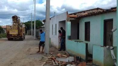 Photo of Chapada: Caminhão derruba rede elétrica de distrito em Bonito e deixa moradores sem energia