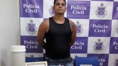 Photo of Bahia: Homem é preso com quatro quilos de crack e cocaína em Juazeiro