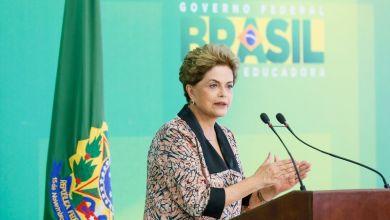 """Photo of Brasil tem um """"veio golpista adormecido"""", diz a presidente Dilma Rousseff"""