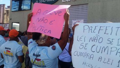 Photo of Bahia: Servidores de Salvador continuam greve iniciada há quase um mês