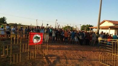 Photo of Bahia: Trabalhadores rurais ocupam fazenda improdutiva e sofrem ameaças