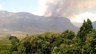 Photo of Fogo na Chapada: Grande incêndio atinge área do município de Ibicoara; confira fotos