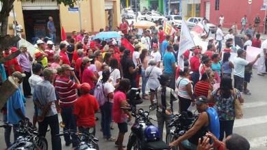 Photo of Chapada: Manifestantes vão às ruas para defender a democracia em Itaberaba