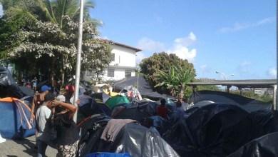 Photo of Fotos: MST ocupa o Incra e segue com jornada de luta pela terra na Bahia
