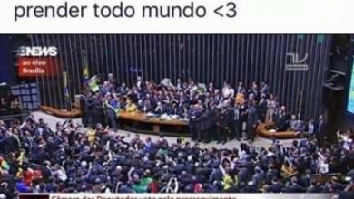 Photo of Votação de encaminhamento de impeachment tem repercussões nas redes; Bahia é hostilizada