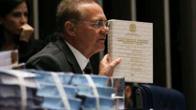 Photo of Renan Calheiros quer que presidente do STF assuma condução do impeachment após admissibilidade