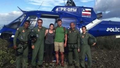 Photo of Turistas americanos são resgatados pela PM perdidos em trilha na Chapada Diamantina