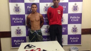 Photo of Chapada: Polícia Civil prende acusados de assaltos na cidade de Jacobina
