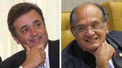 Photo of #Brasil: Gilmar Mendes arquiva inquérito sobre Aécio Neves no caso de Furnas