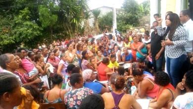 Photo of Bahia: Vereadora de Candeias visita Colônia de Pescadores no distrito de Passé