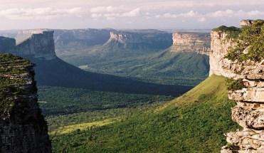 Vista do Morro do Pai Inácio Foto Rui Rezende