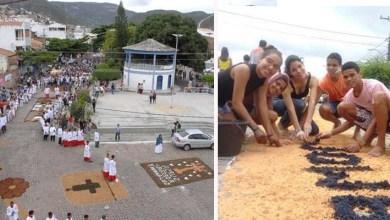 Photo of Cidades da Chapada Diamantina marcam feriado de Corpus Christi com celebração