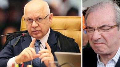 Photo of Ministro do STF manda investigação contra Eduardo Cunha para Sérgio Moro