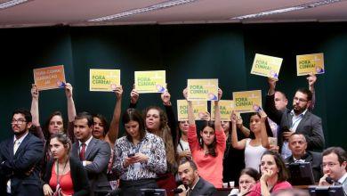 Photo of Conselho de Ética aprova por 11 votos parecer pela cassação de Cunha; Tia Eron vota a favor