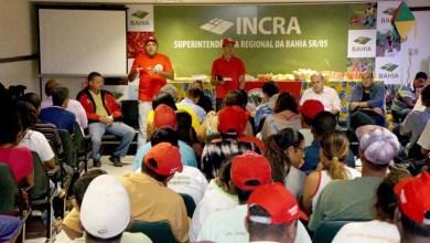 Photo of MST debate com servidores do Incra medidas para fortalecer a reforma agrária na Bahia