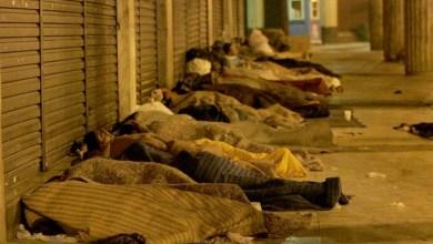 Photo of Brasil: Sobe para cinco número de moradores de rua mortos pelo frio em São Paulo