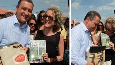 Photo of Governador recebe nova edição do Guia Turístico Chapada Diamantina em visita a Ibicoara