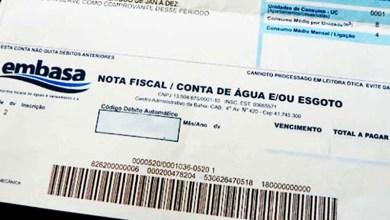 Photo of Justiça determina que Embasa cobre dos consumidores apenas pelo valor consumido nas contas de água