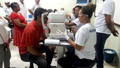 Photo of Chapada: Mutirão contra o glaucoma é realizado no município de Boa Vista do Tupim