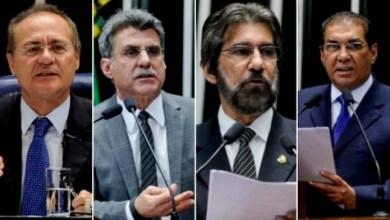 Photo of #Brasil: Senadores do PMDB são denunciados por procurador ao STF por organização criminosa