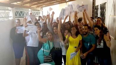 Photo of Comunidade é capacitada no mercado de trabalho através de programa Jovens +