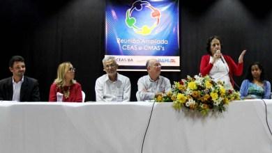 Photo of Conselheiros e técnicos da Assistência Social baianos participam da 1ª Reunião Ampliada de 2016