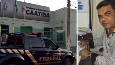 Photo of Operação Mato Cerrado: Prefeito e vice de Caatiba são afastados provisoriamente do cargo