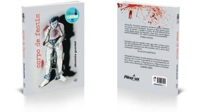Photo of Livro: Vencedor do prêmio Jabuti, 'Corpo de Festim' ganha nova edição