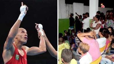 Photo of Chapada: Natural de Boa Vista do Tupim, boxeador tem apoio de moradores na Rio 2016