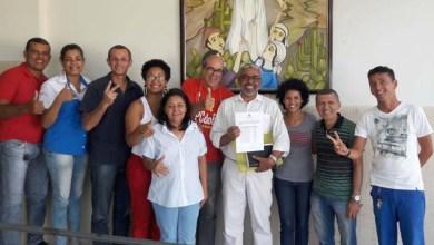 Photo of Chapada: Gilmar Ribeiro e Aroldo Moreira registram candidatura em Itaberaba