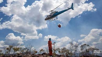 Photo of Chapada: Ações de combate aos incêndios florestais unem instituições de brigadistas
