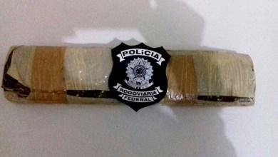 Photo of Chapada: PRF prende traficante de drogas na região do município de Itaberaba