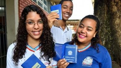 Photo of Projeto Primeiro Emprego começa a emitir carteiras de trabalho