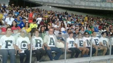 Photo of Protesto não é motivo para retirada de torcedor de arena, diz ex-ministro do STF