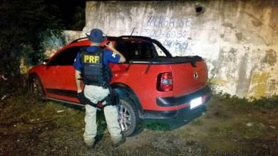 Photo of Bahia: Automóvel roubado é recuperado pela PRF após tentativa de fuga pela BR-324